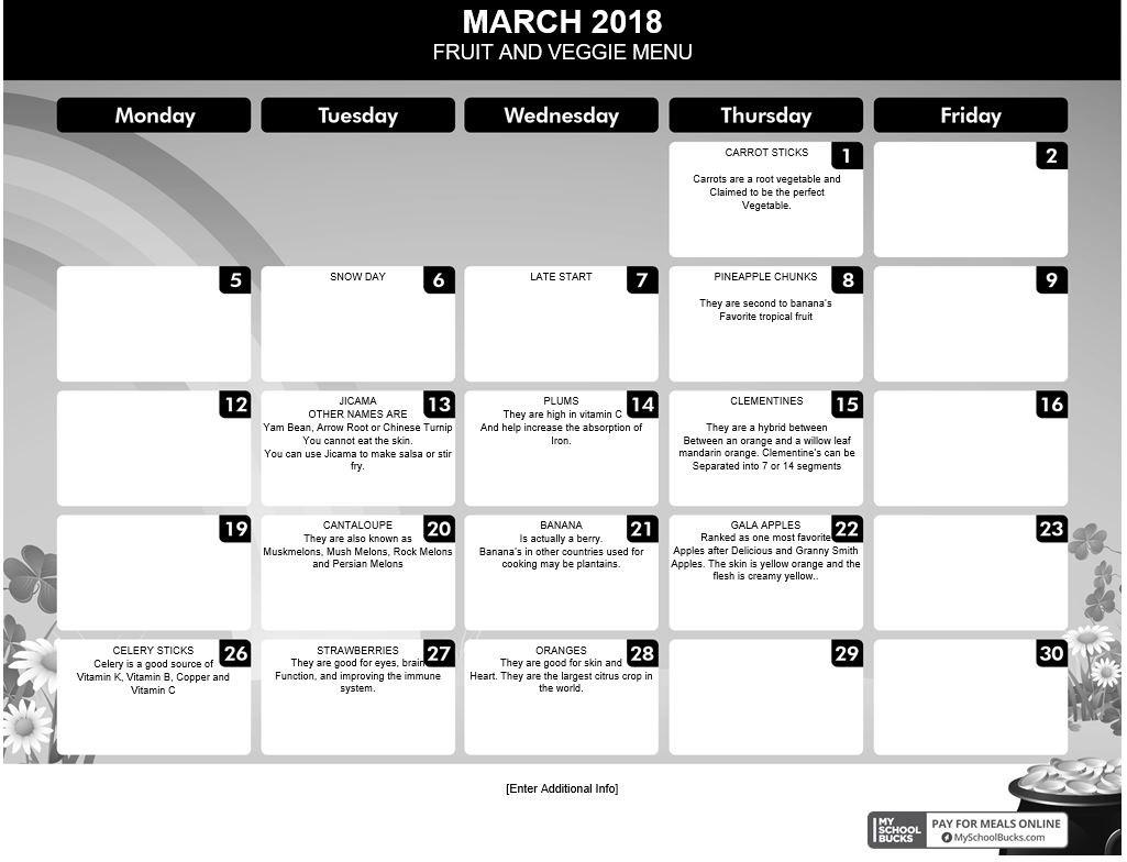 March FFV