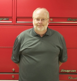 Photo of Ron Caudill. Instructor