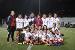 Girls Soccer Athletics Arleta High School