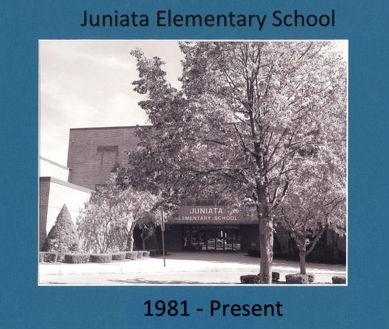 Juniata Elementary School  1981 - Present