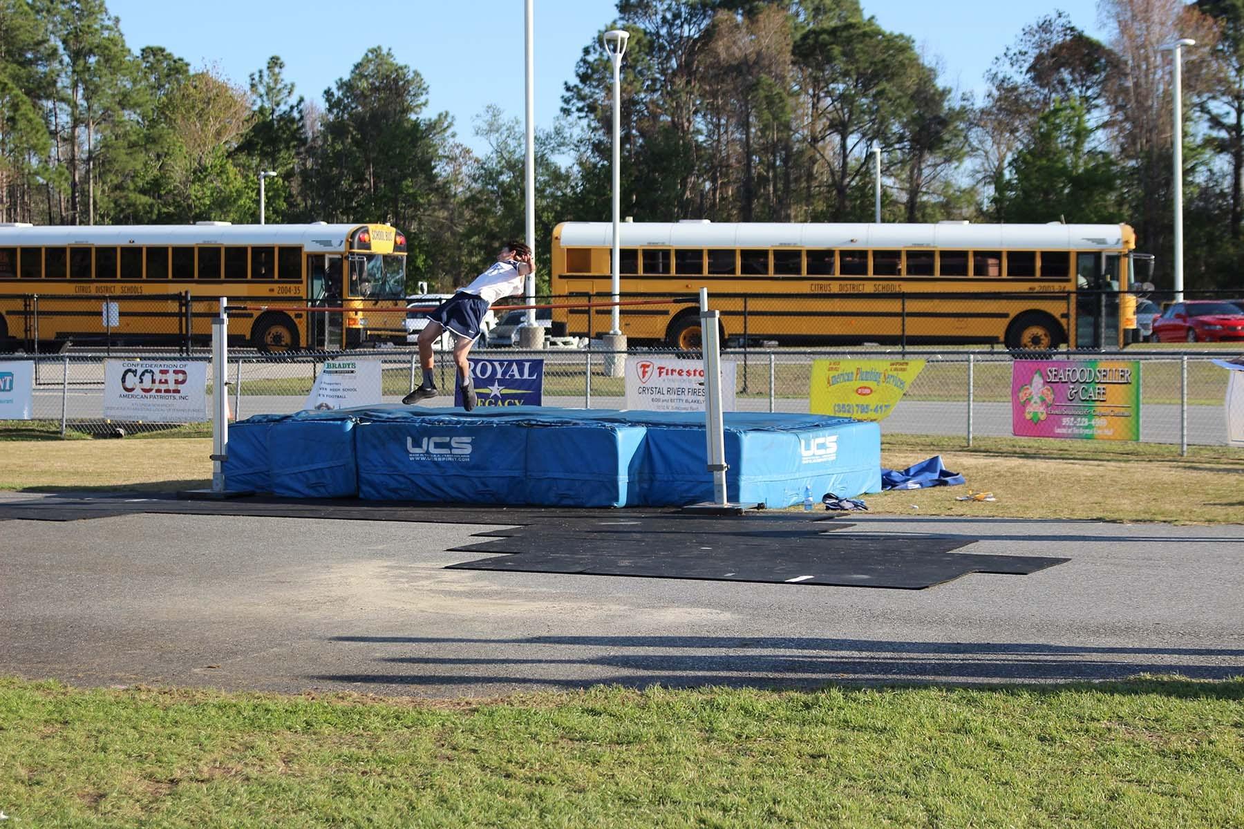 Track Field Track Field Seven Rivers Christian School