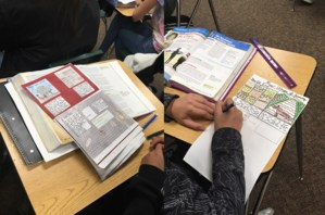 Ms. Kratofil's students examine a Changing Medieval World!