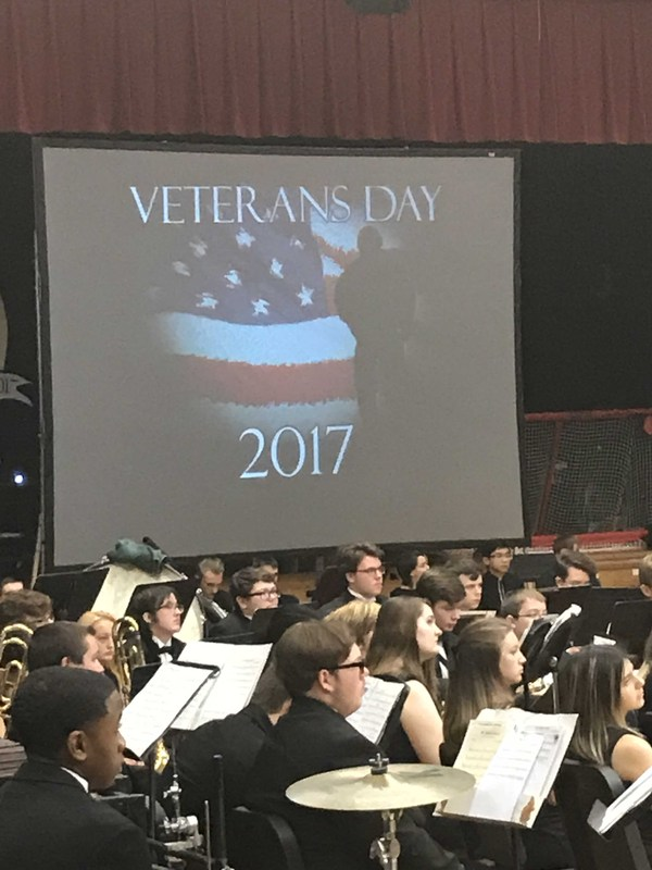 Veteran's Day Program Thumbnail Image