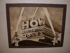 How Hollywood Works Logo