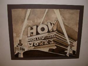 How Hollywood Works Logo