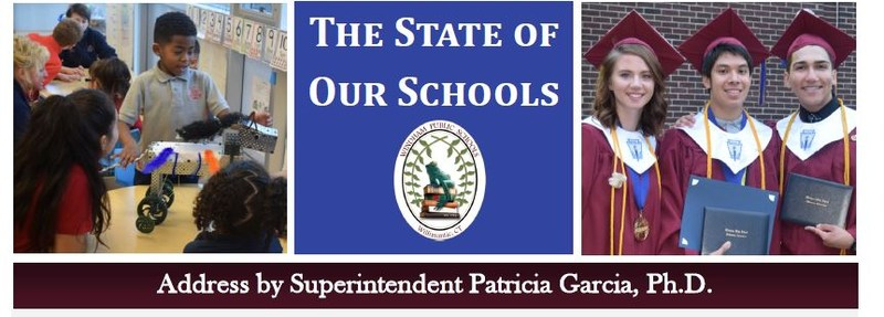 All are Welcome to the State of our Schools Presentation Thumbnail Image