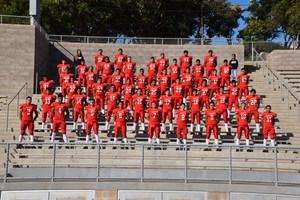 2016 Lahainaluna High School Varsity Football Team