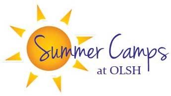 OLSH Summer Camps logo