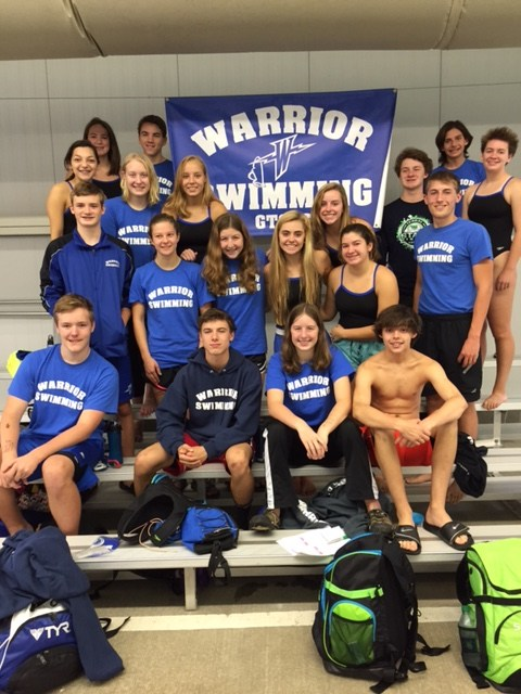 Welcome To Warrior Swimming Swim Greenville Technical Charter High School