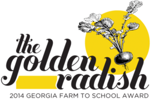 the golden radish