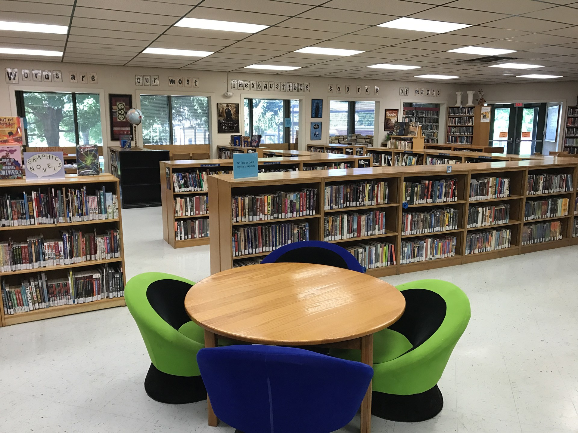 RCHS Library