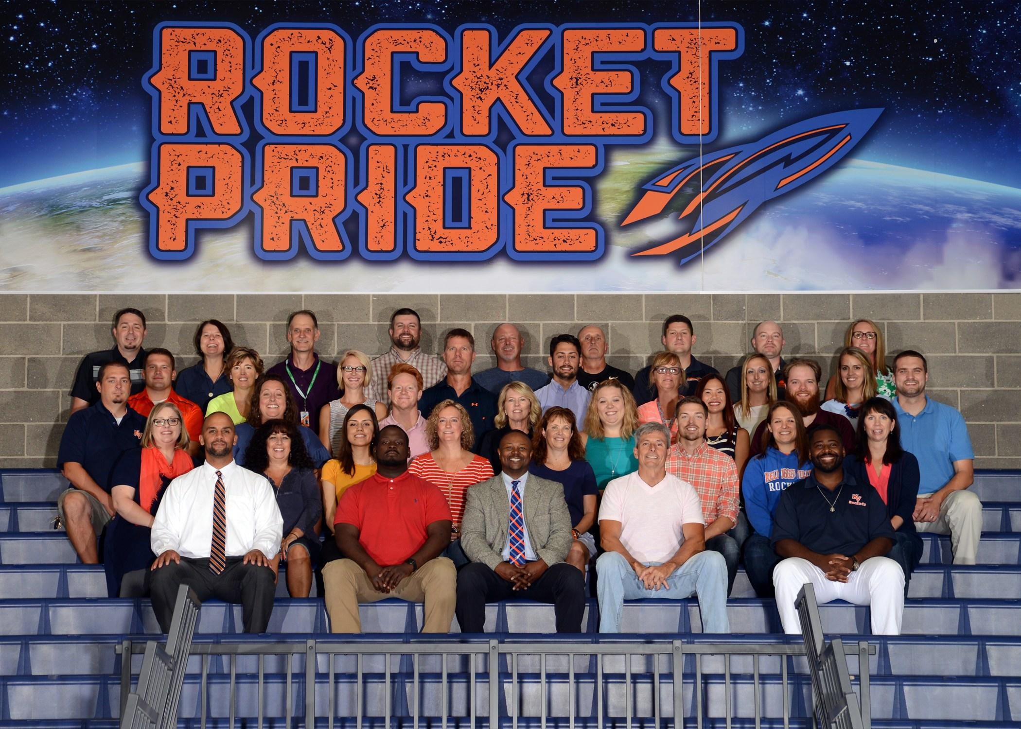 2017-18 HS Staff