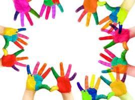 Vibrant hands