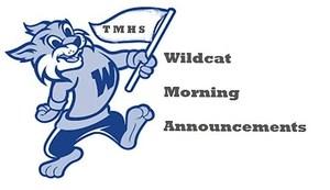 Wildcat morning announcements white flag.jpg