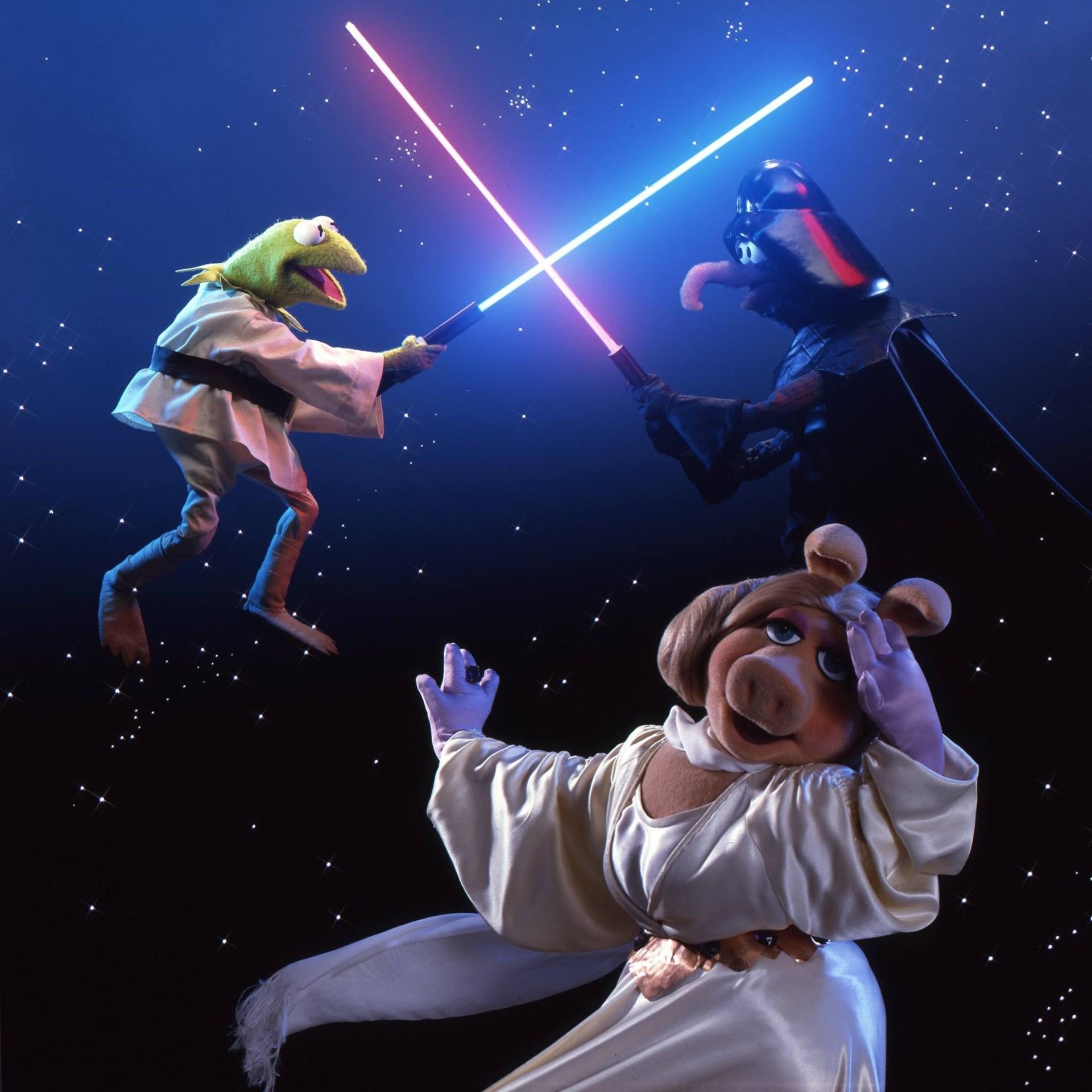 Muppet Star Wars