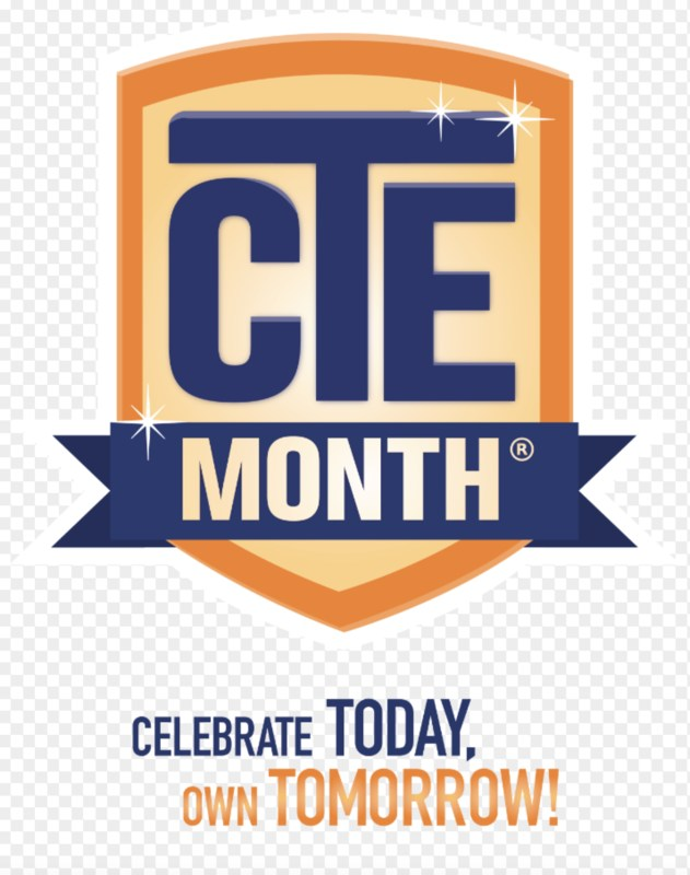 Celebrating CTE Month! Featured Photo