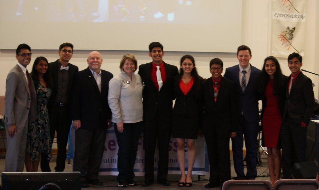 Chintan Maheshwari (a junior at Catholic Central HS) and Esha Ghosalkar (a junior at Troy HS), along with board members Ethan Lazrado (also a junior at Troy HS) and Dhruv Muralidhar (a freshman at Troy HS), decided to host a all-encompassing high school and career symposium