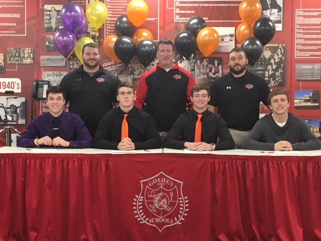 College Football Signings