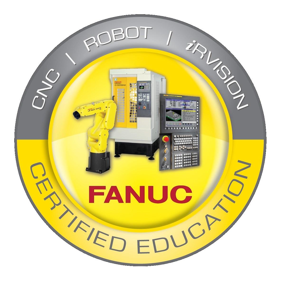 FANUC certified Training