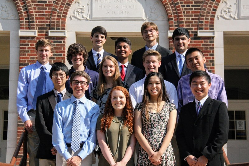 HPHS seniors honored as National Merit Semifinalists Featured Photo
