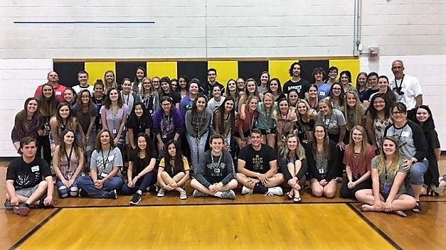CCHS Link Crew 2018-2019