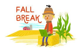 Fall Break is quickly approaching!!! Thumbnail Image