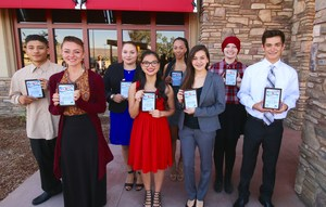 Hemet and San Jacinto Students of the Month