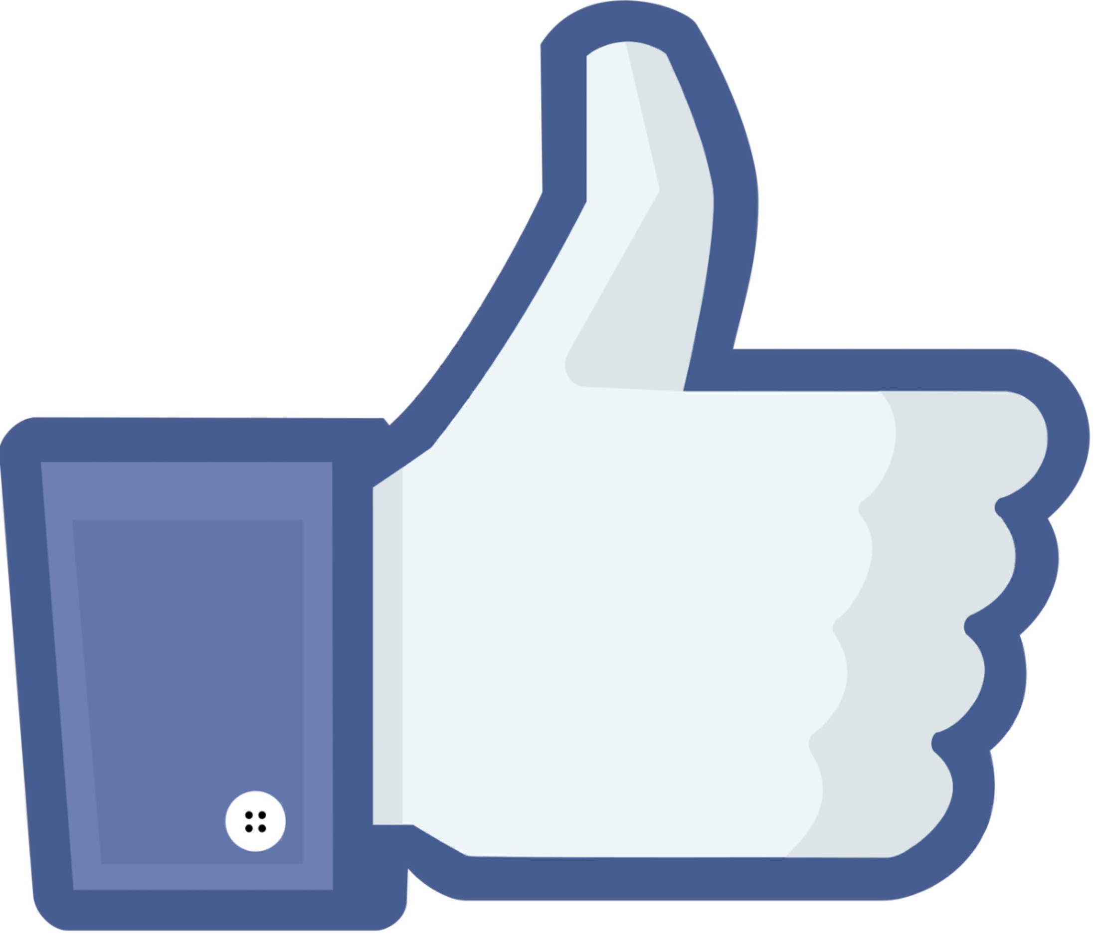 Facebook thumbs up