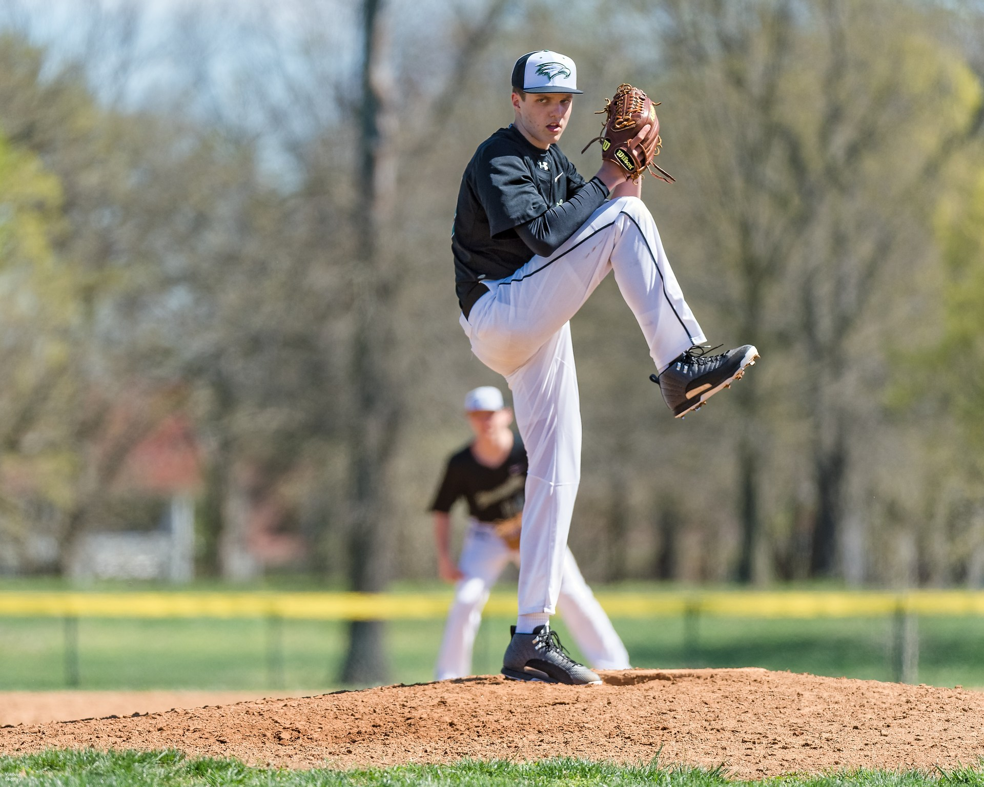 Sophomore Mark Smith photo