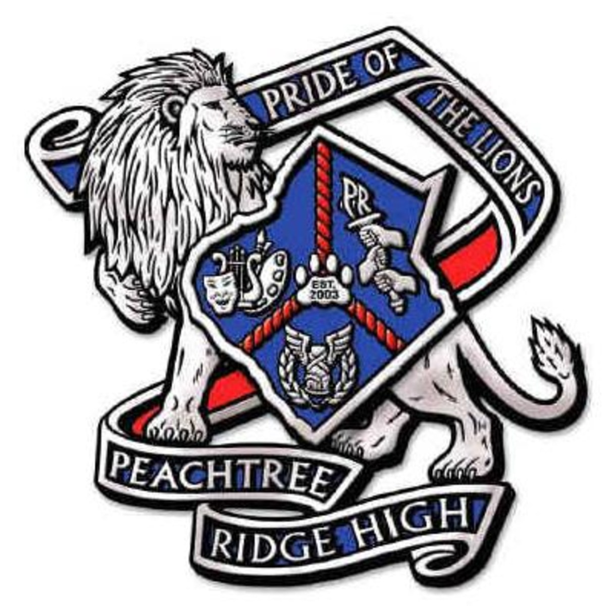Image result for peachtree ridge high school