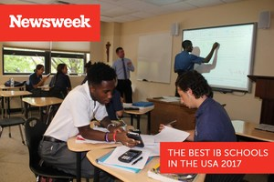 SEP Named to Best IB Schools in US by Newsweek