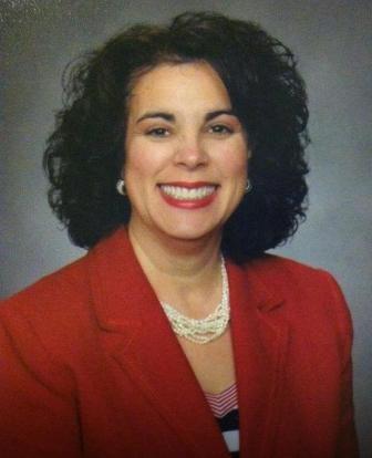River Bluff Principal Michelle Bergmann