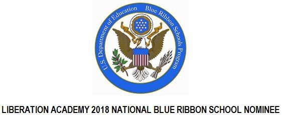 Arrow Academy Liberation Nominated for National Blue Ribbon Award Featured Photo