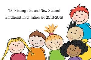 TK and Kindergarten Enrollment