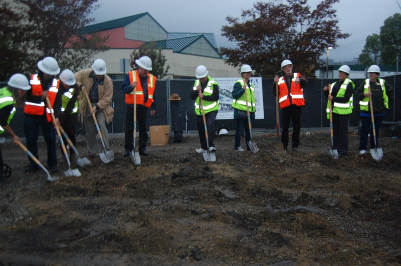 Albany Middle School Annex Groundbreaking Ceremony (click for photos) Featured Photo