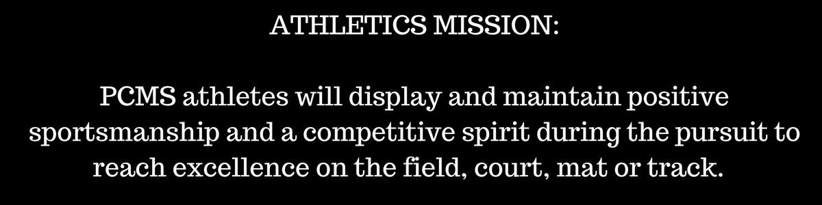 athletics mission