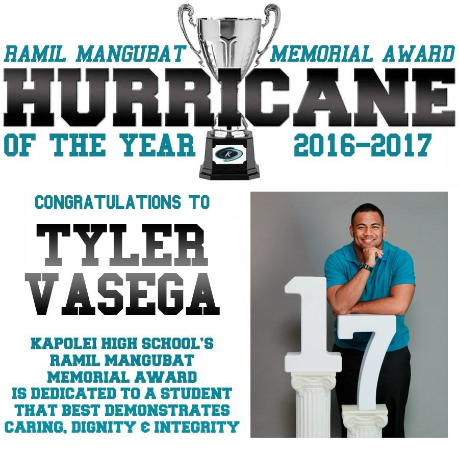 Hurricane Of The Year