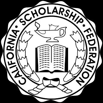 California Scholarship Federation Senoir Application Logo