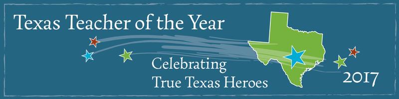 Teaxas Teacher of the Year 2017