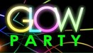 glow party sign
