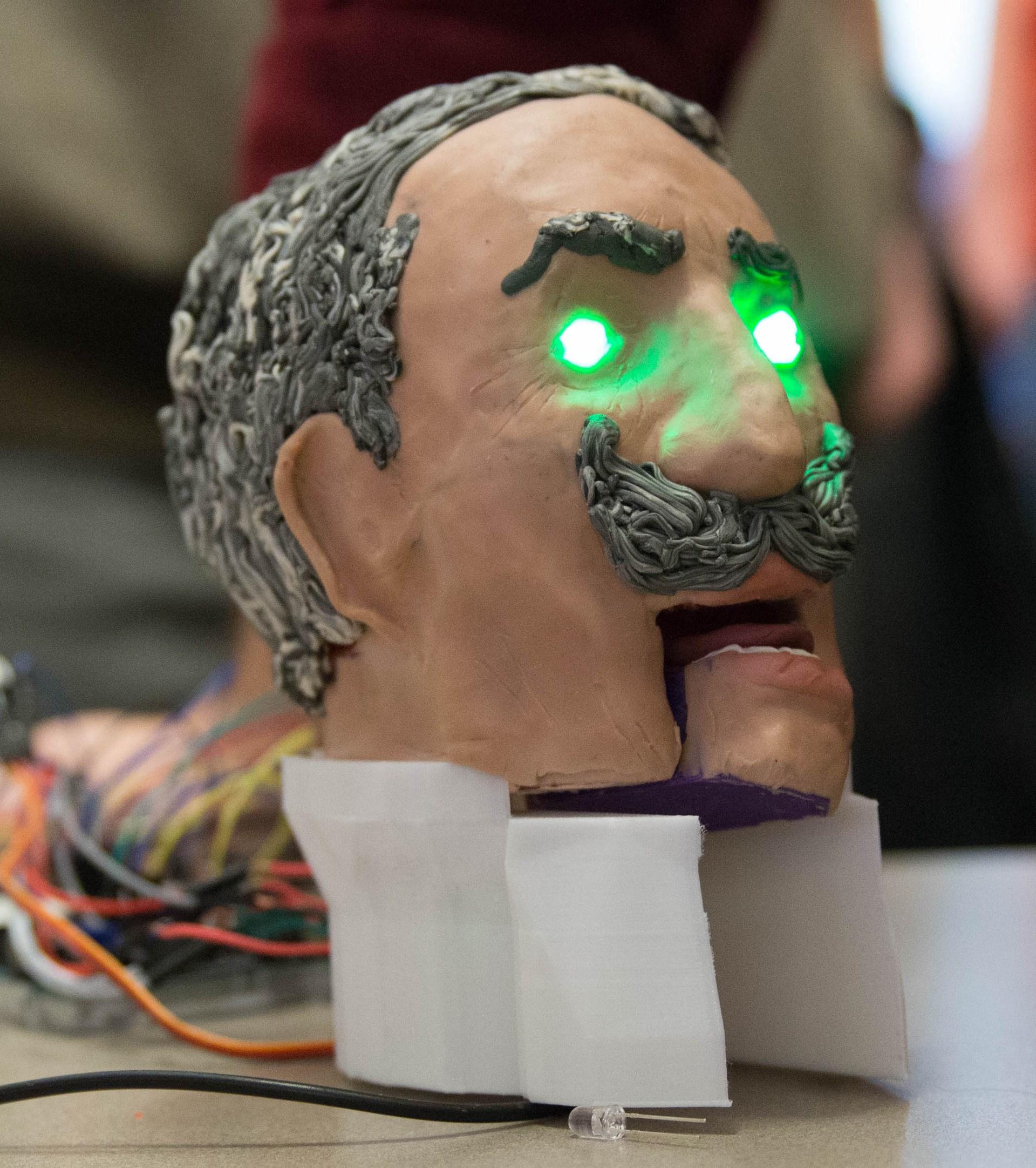 kaiser robot