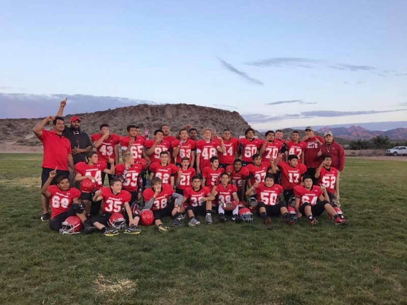 Congratulations to the A Football Team! Featured Photo