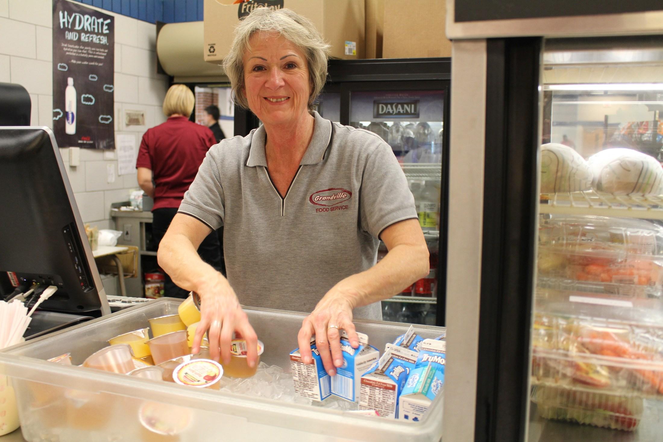 food service staff