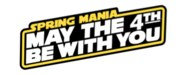 MBMS Spring Mania - May the 4th Be With You