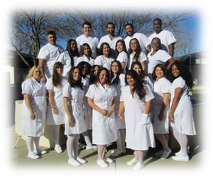 Class photo of VN Class 24 Graduates
