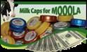 milk caps for moola clip art/logo