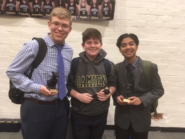 Spartan Debaters Light the House Up at Peninsula HS Tournament Featured Photo