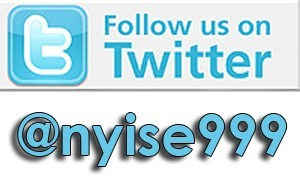Follow us on Twitter #nyise999