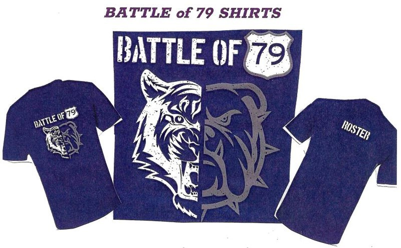 Battle of 79 Shirt Orders DUE Oct. 27 Thumbnail Image