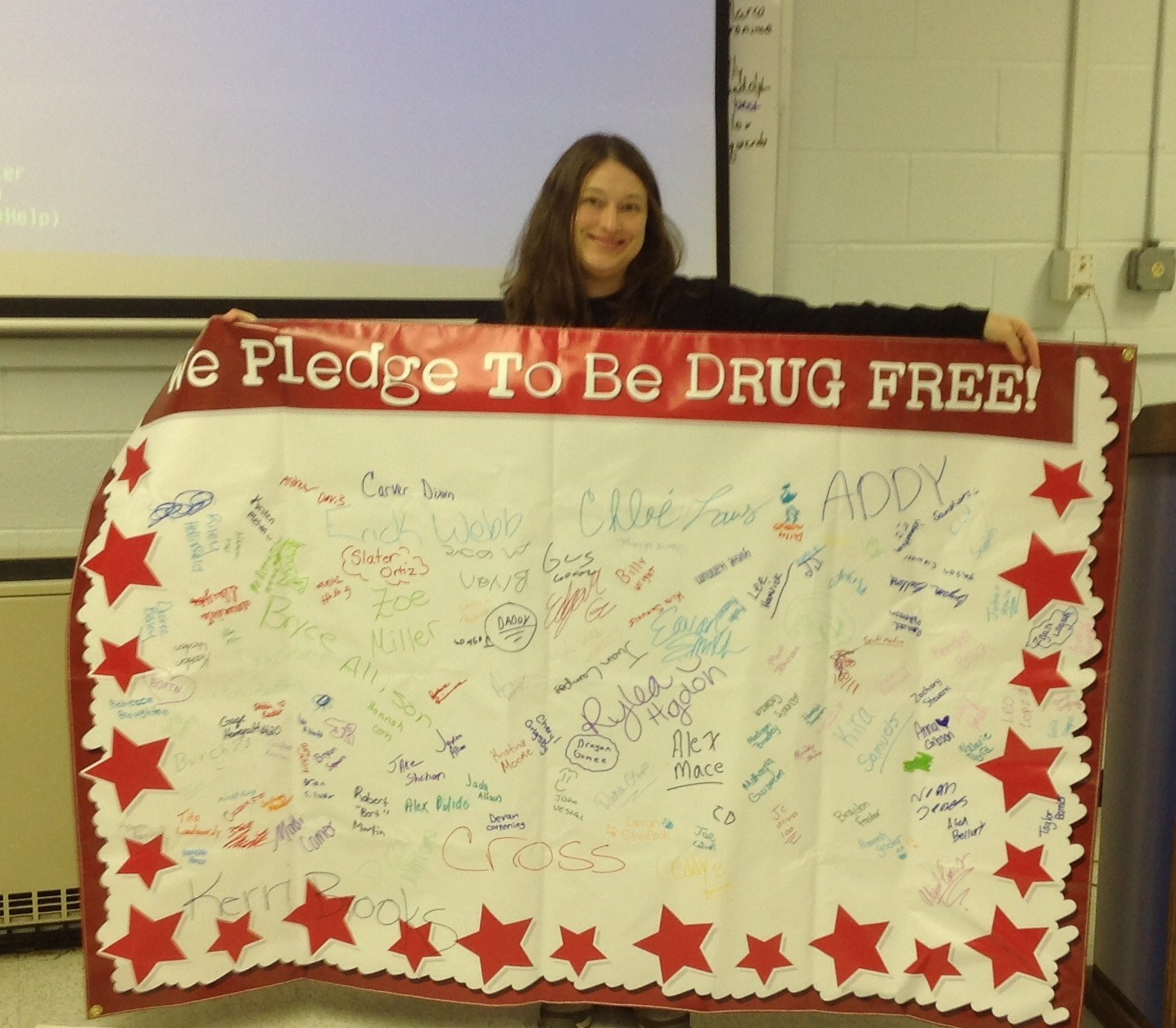Red Ribbon Week Posters